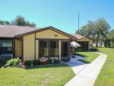 37742 Alissa Drive UNIT D, Zephyrhills, FL 33542 - MLS#: T3105588