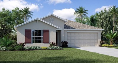 6816 Hazelnut Spice Drive, Ruskin, FL 33573 - MLS#: T3105621