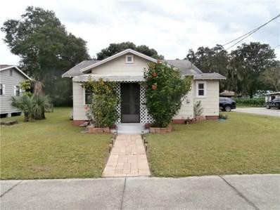 1302 N Franklin Street, Plant City, FL 33563 - MLS#: T3105735