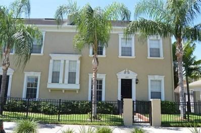 1007 Edison Park Court, Tampa, FL 33606 - MLS#: T3105773