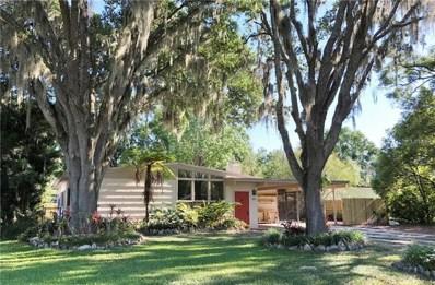 809 E River Drive, Temple Terrace, FL 33617 - MLS#: T3105816