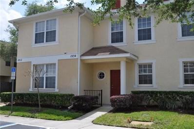 1934 Fiesta Ridge Court, Tampa, FL 33604 - MLS#: T3106024