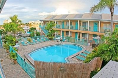 673 Bay Esplanade UNIT 201, Clearwater Beach, FL 33767 - MLS#: T3106168