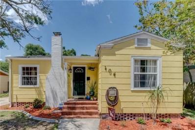 406 E Paris Street, Tampa, FL 33604 - MLS#: T3106541