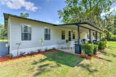 5202 Cooks Cove Lane, Plant City, FL 33565 - MLS#: T3106546