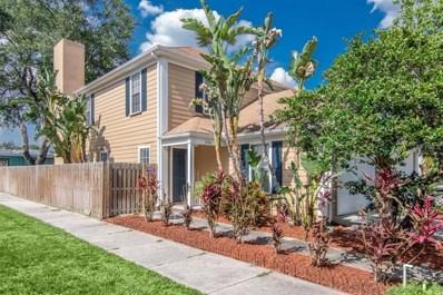 3219 W Santiago Street UNIT A, Tampa, FL 33629 - MLS#: T3106552