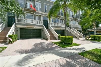 2602 W De Leon Street UNIT 3, Tampa, FL 33609 - MLS#: T3106715