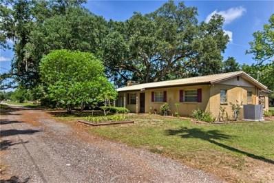 5206 Cooks Cove Lane, Plant City, FL 33565 - MLS#: T3106725