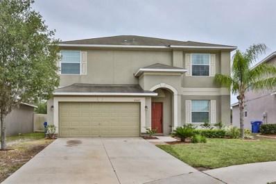 8007 Alamosa Wood Avenue, Ruskin, FL 33573 - MLS#: T3106800