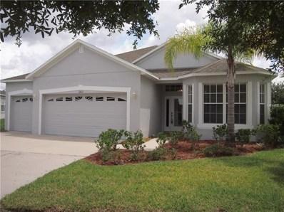 11412 Callaway Pond Drive, Riverview, FL 33579 - MLS#: T3106807