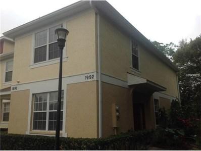 1992 Fiesta Ridge Court, Tampa, FL 33604 - MLS#: T3106827