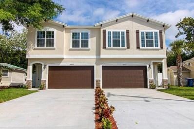 2603 W Cleveland Street UNIT 101, Tampa, FL 33609 - MLS#: T3106998