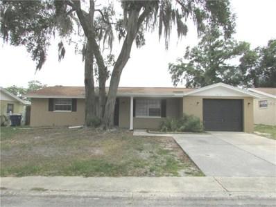 7718 Cayuga Drive, New Port Richey, FL 34653 - MLS#: T3107030