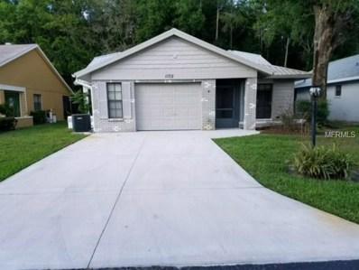 11712 Aspenwood Drive, New Port Richey, FL 34654 - MLS#: T3107067
