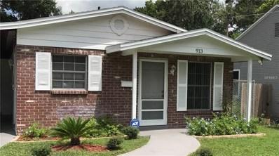 913 W Alfred Street, Tampa, FL 33603 - MLS#: T3107118