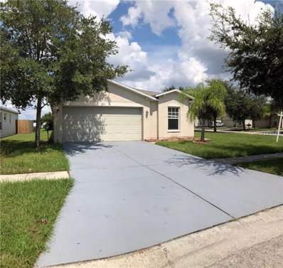 7861 Carriage Pointe Drive, Gibsonton, FL 33534 - MLS#: T3107225
