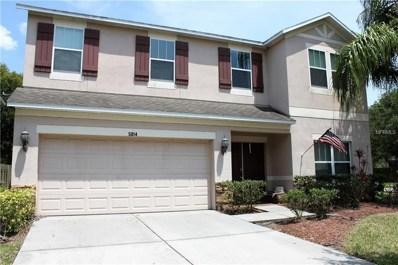 5814 Lilac Lake Drive, Riverview, FL 33578 - MLS#: T3107310