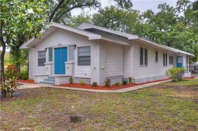 802 E Hanna Avenue, Tampa, FL 33604 - MLS#: T3107392