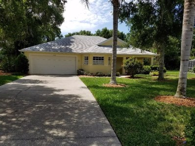 1428 Bluewater Drive, Sun City Center, FL 33573 - MLS#: T3107447