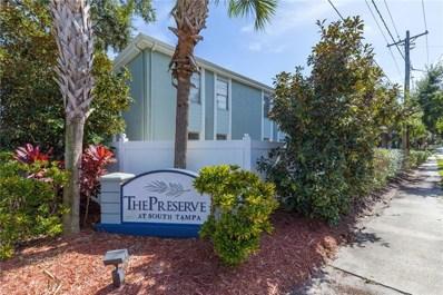 5440 S MacDill Avenue UNIT 1F, Tampa, FL 33611 - MLS#: T3107572