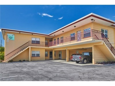 11701 1ST Street E UNIT 1, Treasure Island, FL 33706 - MLS#: T3107633