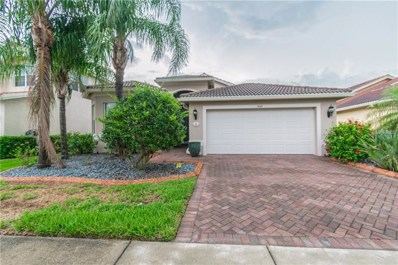 5043 Sandy Brook Circle, Wimauma, FL 33598 - MLS#: T3107780