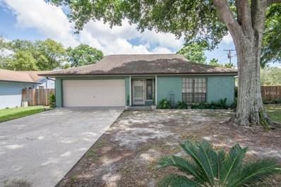 17701 Sunrise Drive, Lutz, FL 33549 - MLS#: T3107894