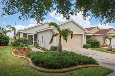 11547 Crestlake Village Drive, Riverview, FL 33569 - MLS#: T3107911