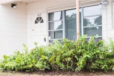 5860 43RD Terrace N UNIT 1413, Kenneth City, FL 33709 - MLS#: T3108036