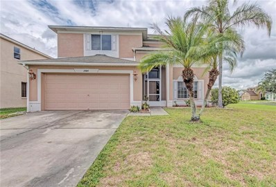 25845 Bruford Boulevard, Land O Lakes, FL 34639 - MLS#: T3108233