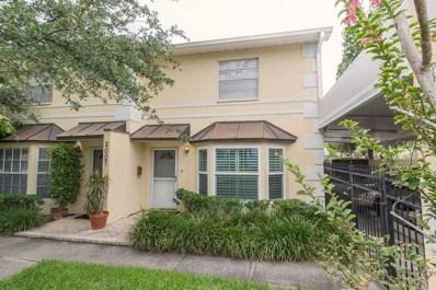 2007 W De Leon Street UNIT D, Tampa, FL 33606 - MLS#: T3108284