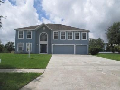 2509 Derby Glen Drive, Lutz, FL 33559 - MLS#: T3108569