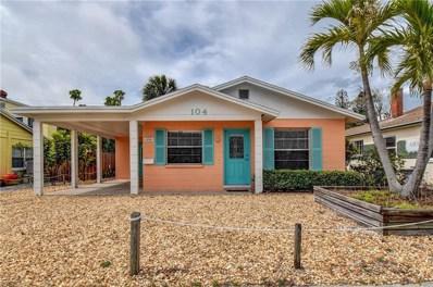 104 11TH Avenue, St Pete Beach, FL 33706 - MLS#: T3108589