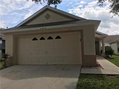 6040 Pointe Pleasant Boulevard, Wesley Chapel, FL 33545 - MLS#: T3108649