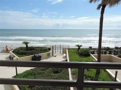 3023 S Atlantic Avenue UNIT 205, Daytona Beach Shores, FL 32118 - MLS#: T3108809