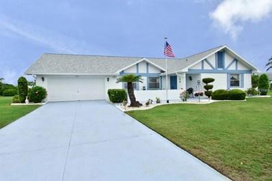 1805 Pineapple Palm Court, Sun City Center, FL 33573 - MLS#: T3108826