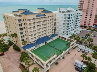1370 Gulf Boulevard UNIT 401, Clearwater Beach, FL 33767 - MLS#: T3108891