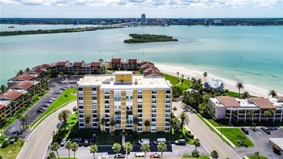 855 Bayway Boulevard UNIT 503, Clearwater Beach, FL 33767 - MLS#: T3109032