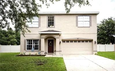 808 Coade Stone Drive, Seffner, FL 33584 - MLS#: T3109204