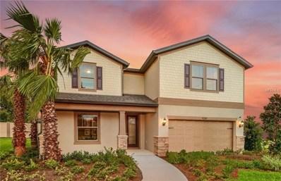 1203 Custer Bayou Street, Ruskin, FL 33570 - MLS#: T3109252