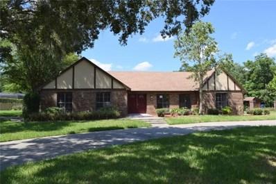 802 Tomahawk Trail, Brandon, FL 33511 - MLS#: T3109265