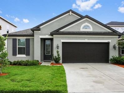 4817 Rolling Green Drive, Wesley Chapel, FL 33543 - MLS#: T3109322
