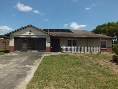 38743 E Pretty Pond Road E, Zephyrhills, FL 33540 - MLS#: T3109434