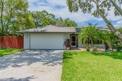 1417 Red Oak Drive, Tarpon Springs, FL 34689 - MLS#: T3109587