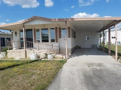 4838 Baker Avenue, Zephyrhills, FL 33541 - MLS#: T3109601