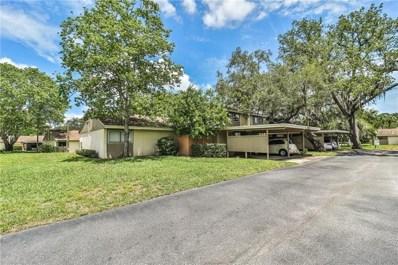 8602 Palm Lane UNIT 8602, Temple Terrace, FL 33637 - MLS#: T3109612