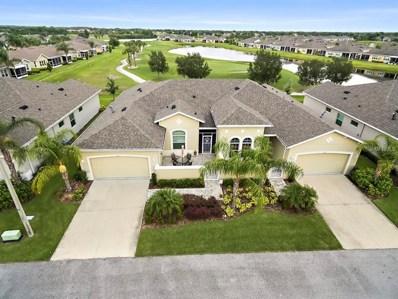 2123 Sifield Greens Way, Sun City Center, FL 33573 - MLS#: T3109709