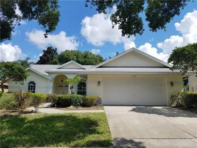 1622 Powder Ridge Drive, Valrico, FL 33594 - MLS#: T3109880