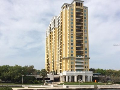 345 Bayshore Boulevard UNIT 1410, Tampa, FL 33606 - MLS#: T3109884