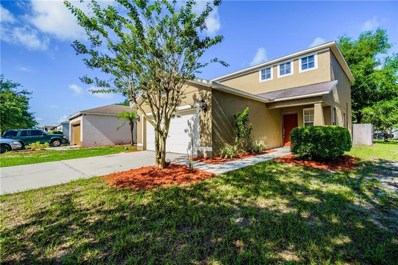 8428 Quarter Horse Drive, Riverview, FL 33578 - MLS#: T3109978